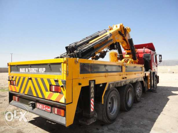 CRANE-HIUP FOR RENT BIG Capacity to 35 Tons Monthly