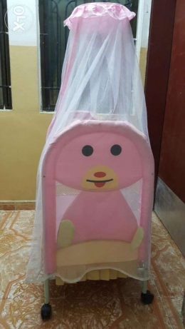 baby cot for sale السيب -  7