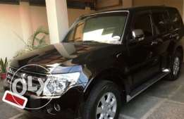 2010 Pajero perfect condition