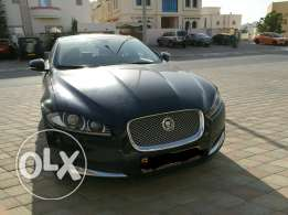 Jaguar XF, special color and very low mileage