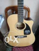 Fender Electro-Acoustic Guitar New & Hardly Used + Free Case for Sale