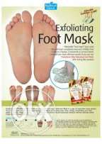 Foot mask for whitening and cleaning the callus
