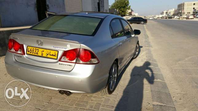 Honda civic مسقط -  1