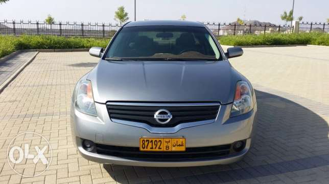 Altima 2.5 model 2008 in good condition السيب -  1