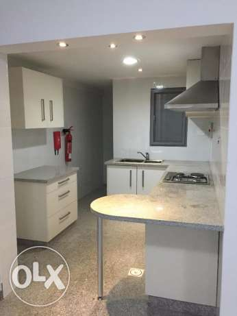 w1 flat for rent بوشر -  2