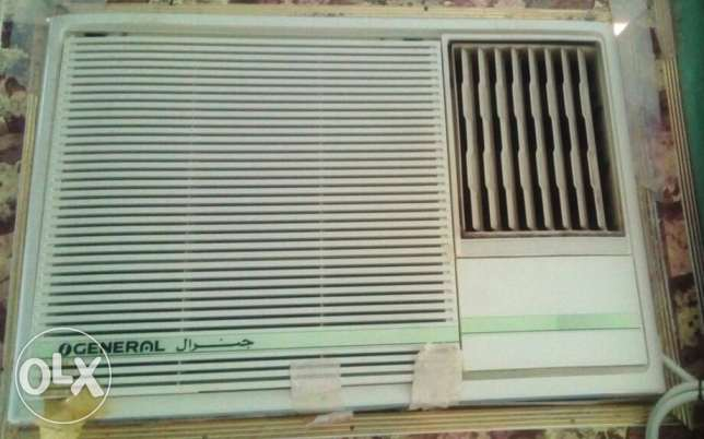 General 2-ton window Air conditioner