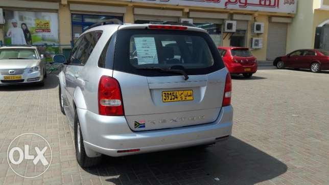 Ssang Yong low mialage vehicle in excellent condition صحار -  3