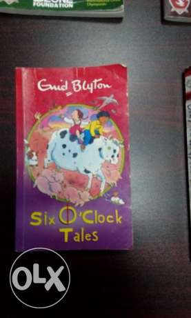 Story Book - Wimpy Kid and Enid Blyton