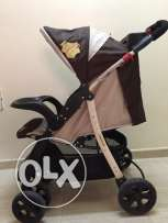 Baby Go Cart and Cot for urgent sale