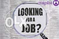 I looking for job full time