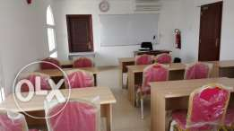 Classroom & meeting room for rent.
