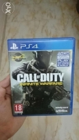 Call of duty infinite warfare for ps4 with BONUS CODES