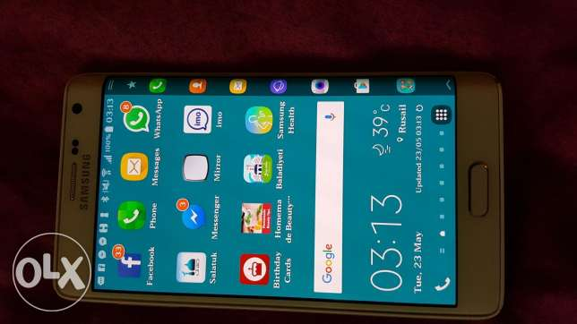 Samsung Note 4 edge 4g 32gb in excellent condition