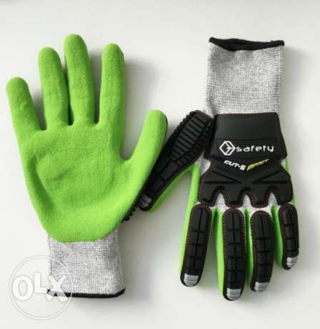 Wholesale High Quality safety gloves مسقط -  1