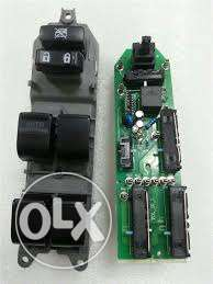 Camry master switch