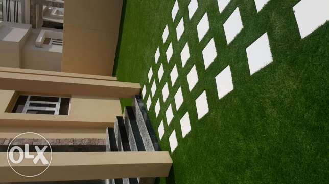 Artificial grass installation is free free