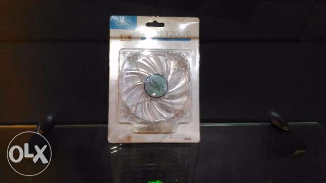 PC Fan DeepCool 120 القرم -  1