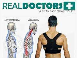 real doctor posture support
