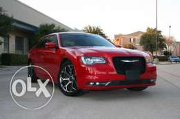 2015 Chrysler 300 S,Full Option ,Velvet Pearl Red,Like Brand New