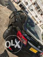 toyota 2011 1.8 year mulkiya gd condition black coler urgent sale net