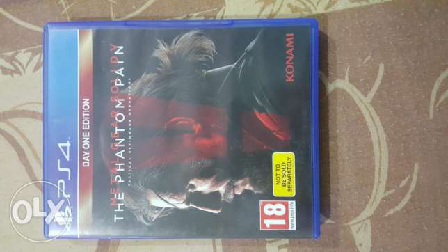 for Sall.. The Phantom pain