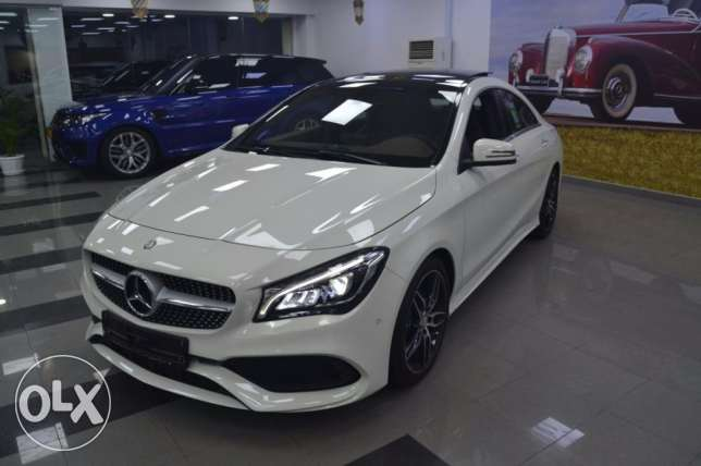 Mercedes CLA250 As New Car