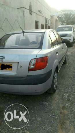 Kia rio mode 2009 automatic price 1400 الرستاق -  4