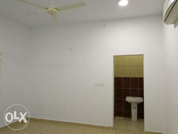 Apartment with AC for rent almabila noor street السيب -  5