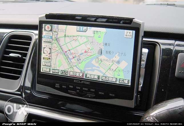 ECLIPSE(Japan) car DVD player for sale السيب -  1