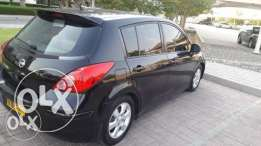 Nissan Tiida excellent condition family car with new tyre UAE oman insurance.