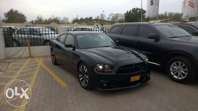 2013 charger srt8