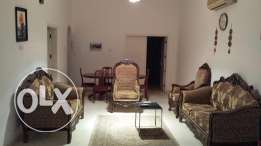 nice flat for rent in alkhuweir 33 with out furnished