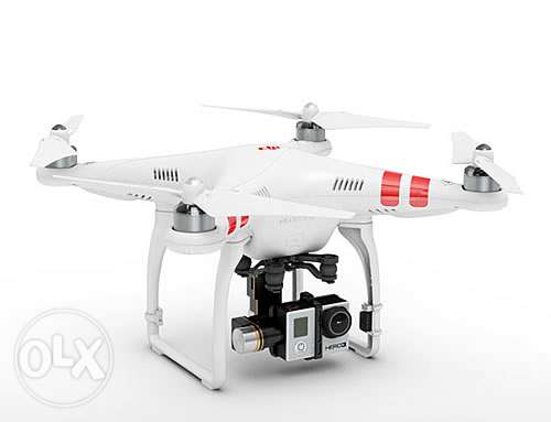 Phantom 2 With GoPro full kit