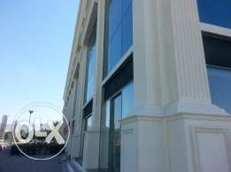For rent very nice office spaces in qurum next to city cinema pp 028.