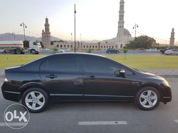 Civic 2009, first registration 2010 in very well condition مسقط -  5