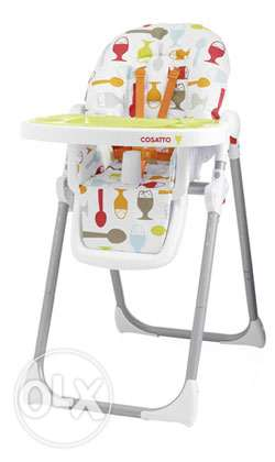 Baby feeding chair (new) Casatto brand