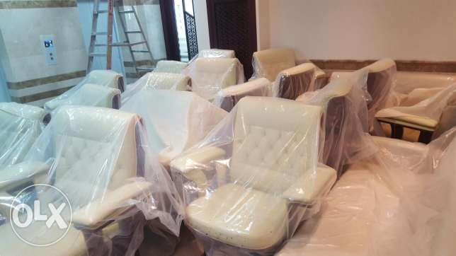 Unused n New Executive Chair -MB مسقط -  5