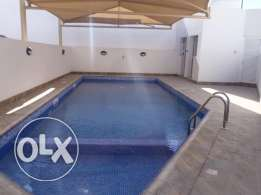5 Bedroom Villa in Madinat Al Illam in a Small Compound with Pool.