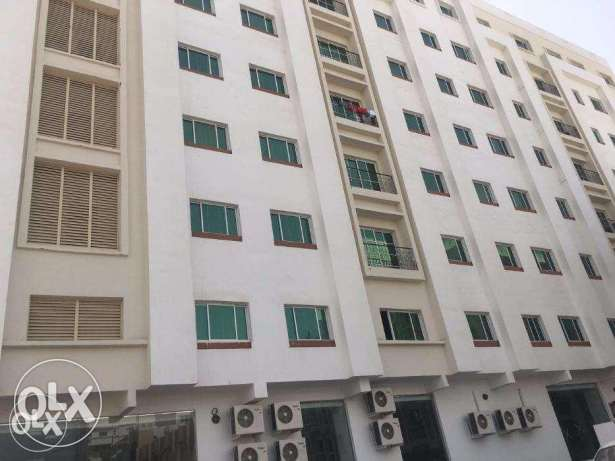 2 BHK Specious New Apartment at Al Khuwair in Dominos Pizza Building