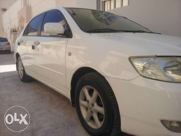 Toyota corolla for sale.