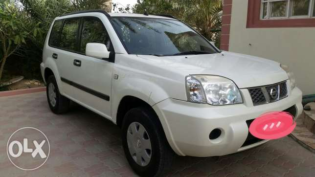Nissan x-trail 2014 all Bahwan services history