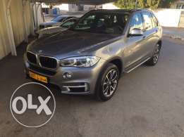 BMW X5 - 2016 year - only 4500 KMS driven