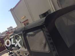 Jeep softtop للبيع