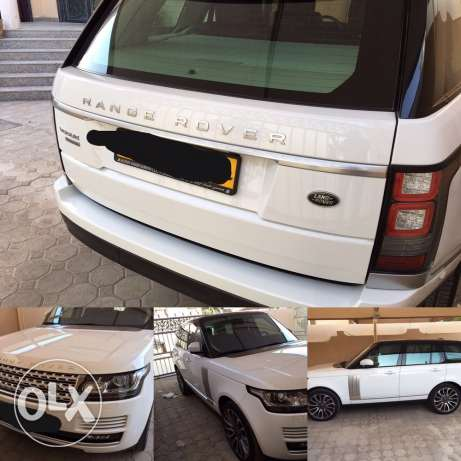 range rover voge super charge