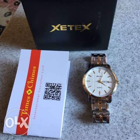 Price Reduced - Original used XETEX Watch for Sale مسقط -  1