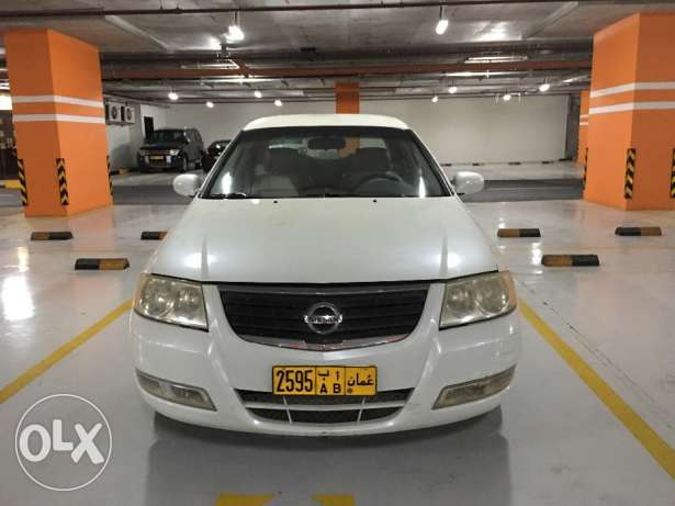 Nissan Sunny for urgent sale with fancy no plate بوشر -  3