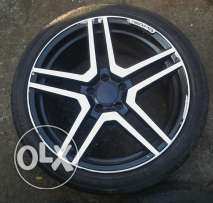 Genuine AMG Wheel Rims For Sale