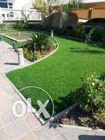 landscaping design,and irrigation work in all Oman