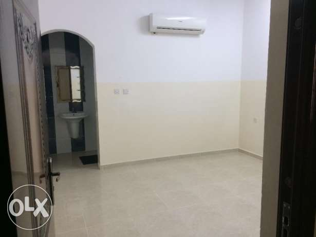 Flat for rent in Al Mabelah south with AC (air conditioner) السيب -  6
