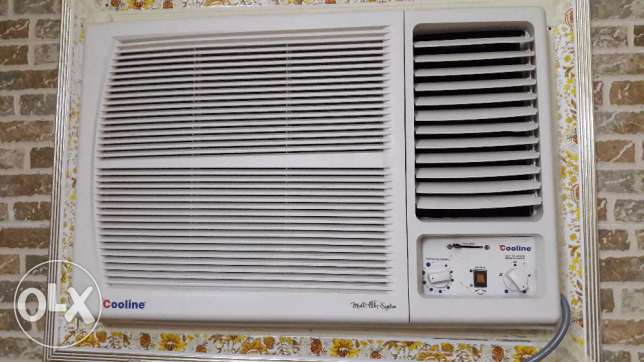 3 Units of 2 ton window ac for sale